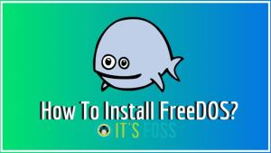 How to Install and Use FreeDOS on VirtualBox