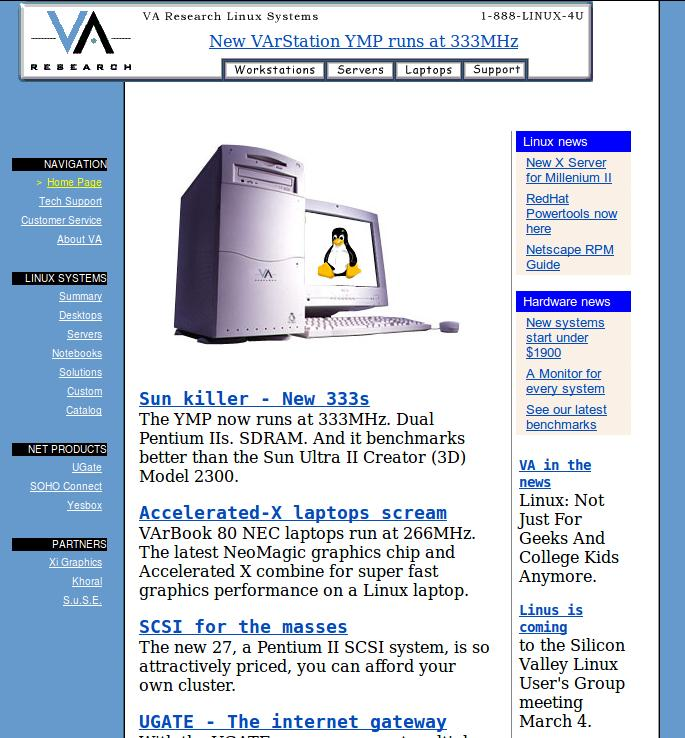 varesearch.com reveals emerging growth | February 16, 1998