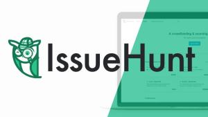 IssueHunt: A New Bounty Hunting Platform for Open Source Software