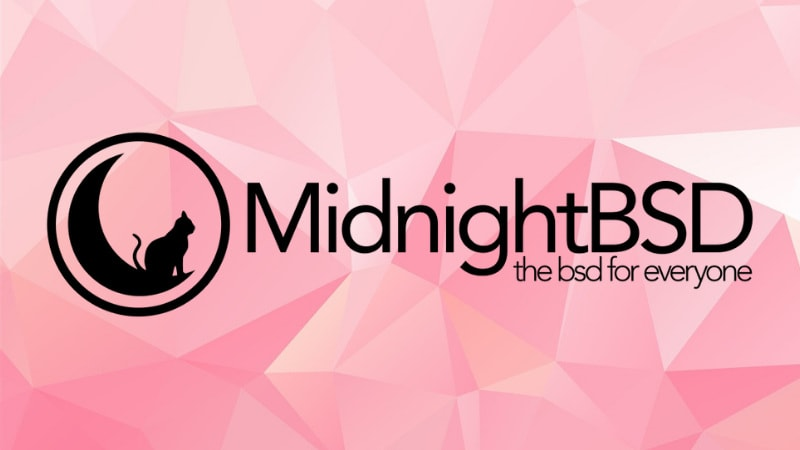 MidnightBSD Hits 1 0! Checkout What's New - It's FOSS