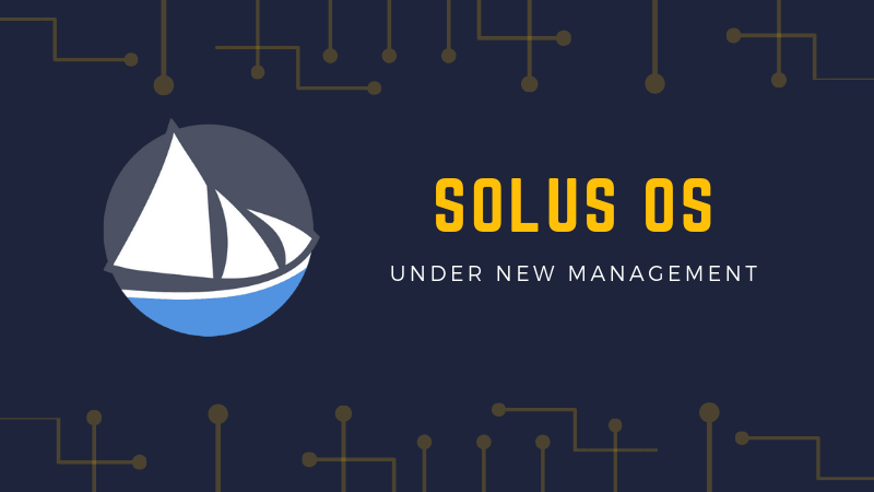 Solus OS is under new management