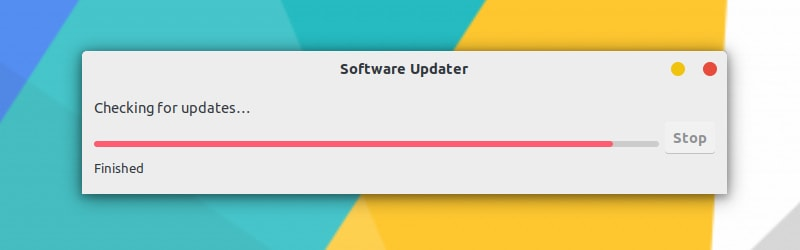 Checking if updates are available for Ubuntu