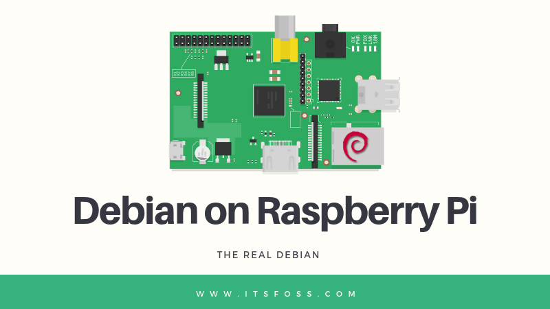 Real Debian on Raspberry Pi