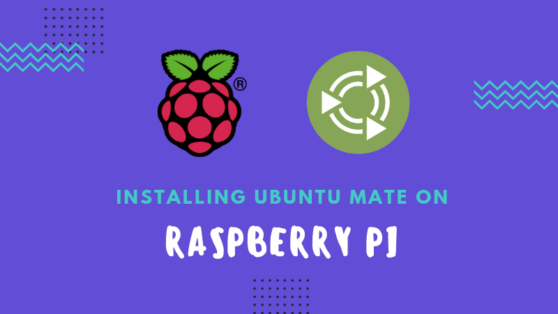 Installing Ubuntu MATE on a Raspberry Pi