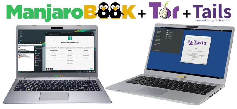 Manjarobook By Ubuntushop