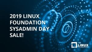 Sysadmindays Sale Linux Foundation