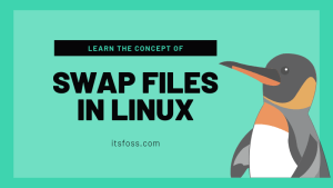 Swap File Linux