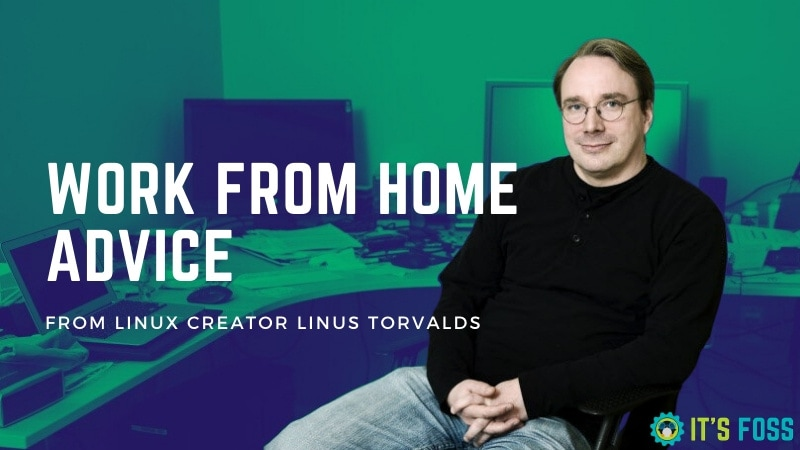 Work From Home Torvalds