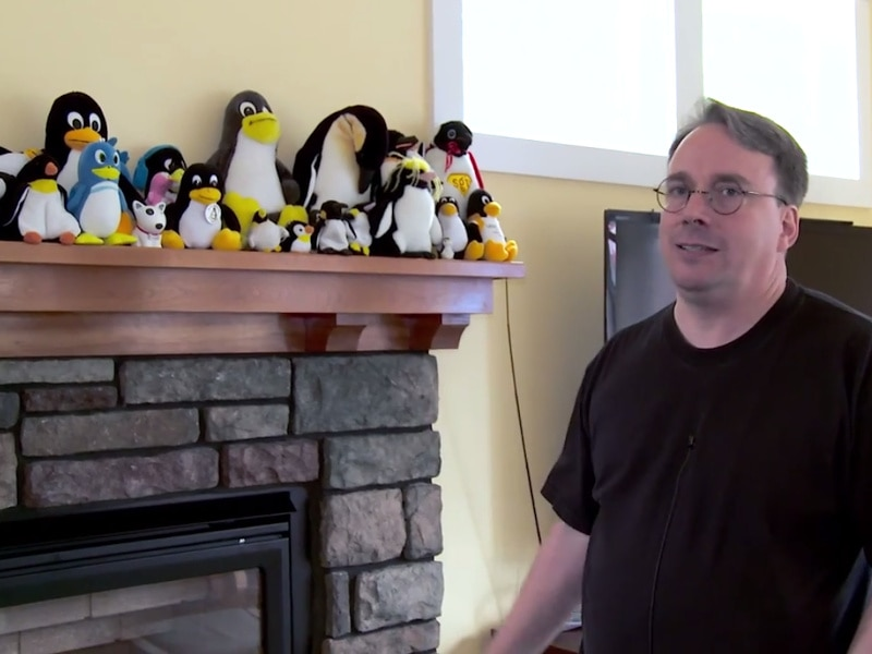 Torvalds Penguins