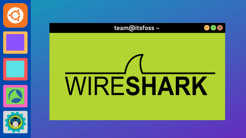 Wireshark Ubuntu