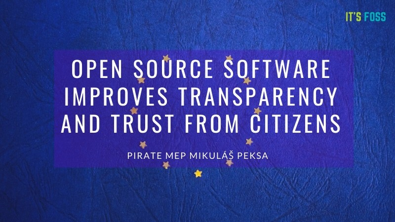 Eu Parliament Open Source