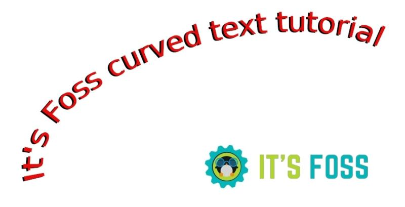 Its Foss Curved