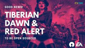 Red Alert game to be Open Source by EA