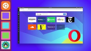 Install Opera Browser in Ubuntu Linux