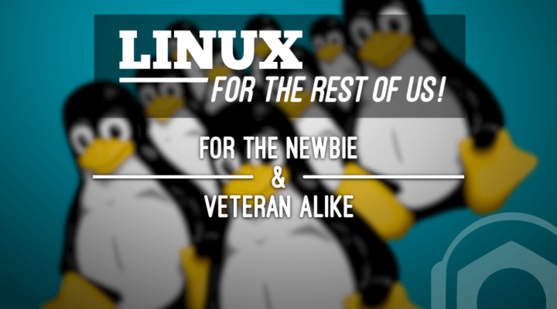 Linux For Rest Of Us