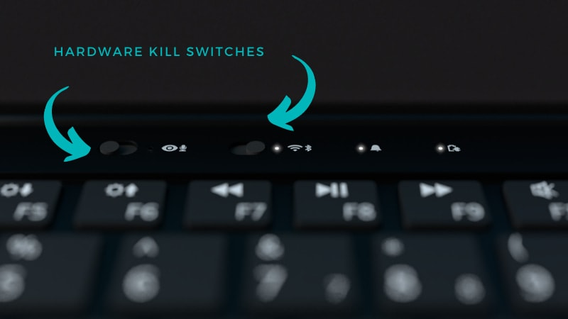 Hardware Kill Switches in Librem Laptops