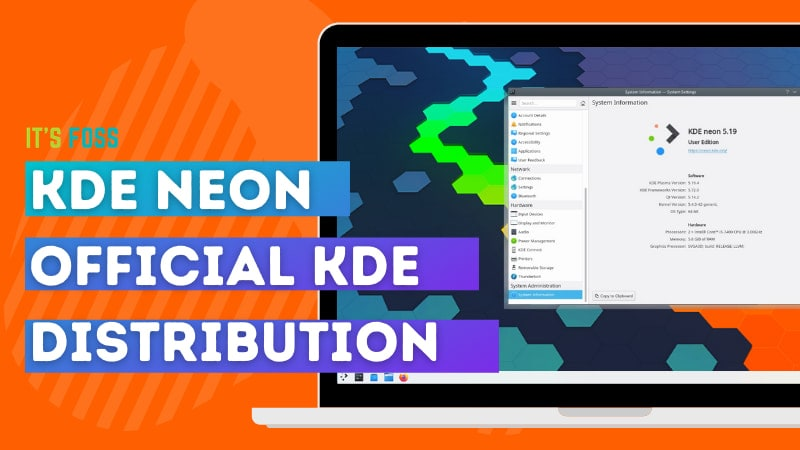 KDE Neon Review