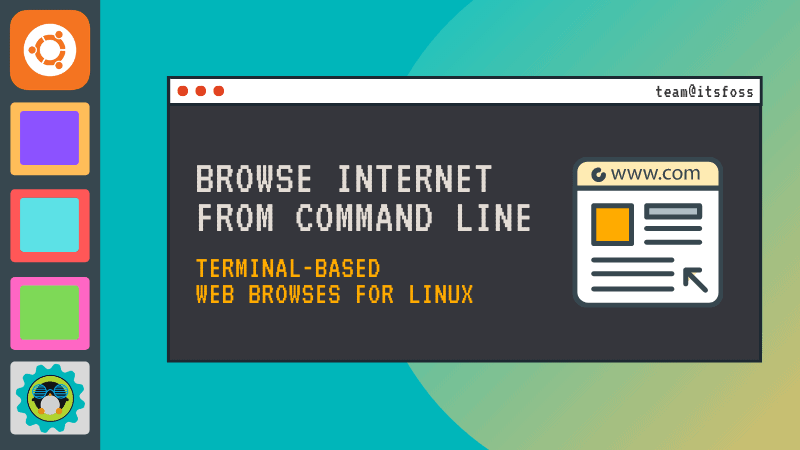 Linux Terminal Based Browsers