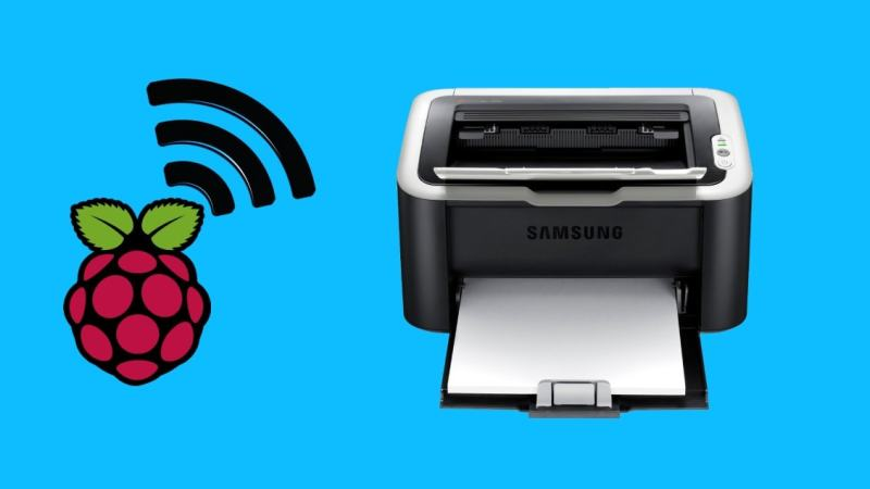 Pi Wireless Printer