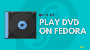 play dvd fedora