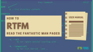 man page linux