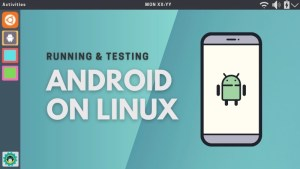 android emulator linux