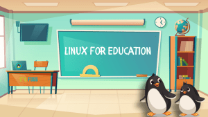 linux for education