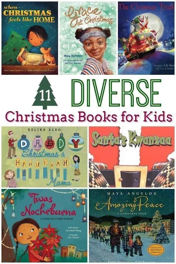 11 Diverse Christmas Books for Kids - Fundamental Children\'s Books