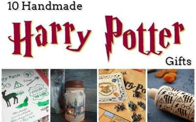 10 Handmade Harry Potter Gifts