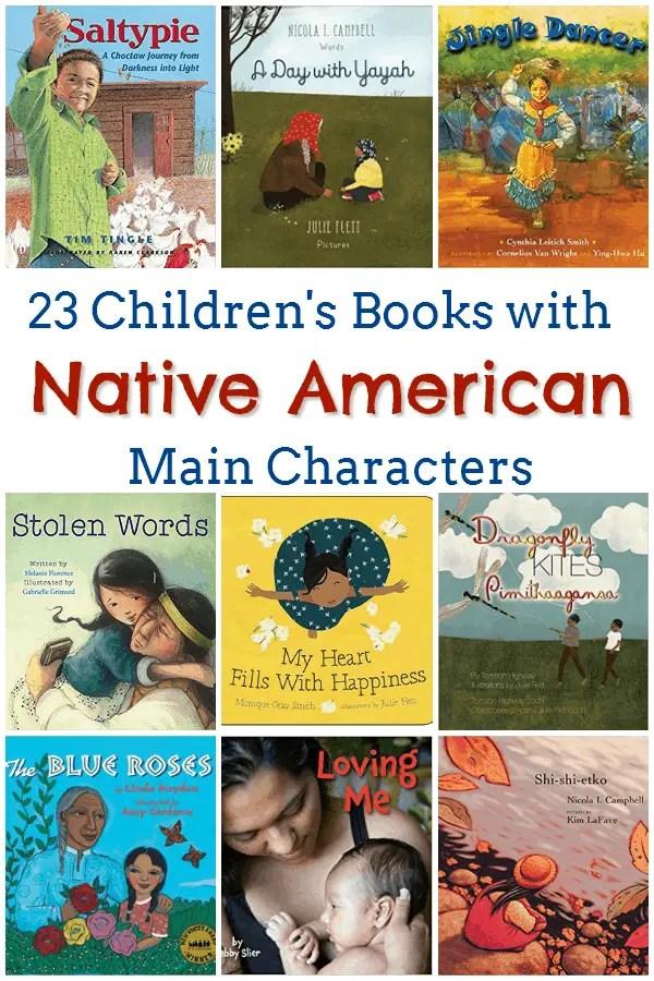 Native American Books for Kids