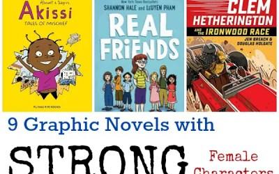 9 Feminist Graphic Novels