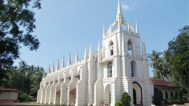 Photo of CHURCH OF NOSSA SENHORA, SALIGAO