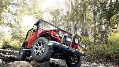 Photo of MAHINDRA– THAR – 4X4 OPEN SUV CALANGUTE, NORTH GOA
