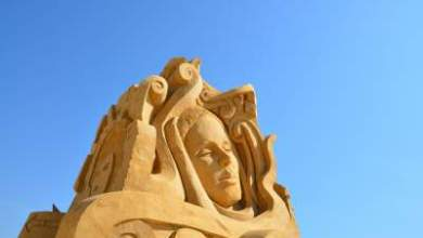 Photo of Sand Sculpture Competition in Goa on World No Tobacco Day