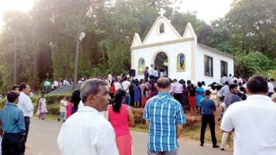 Photo of Goa's first Chapel dedicated to St. Teresa opened at Chorao