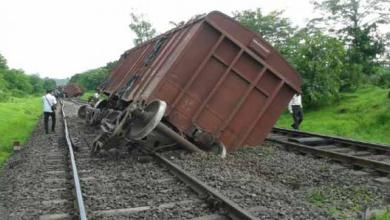 Photo of Derailment alters Goa train schedule