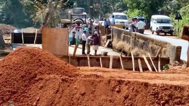 Photo of Ambora – Camurlim highway a problem for motorist