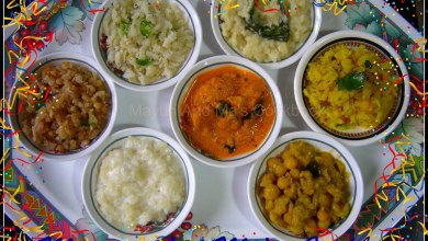 Photo of 'Manganem' : A Chana Dal speciality this Diwali