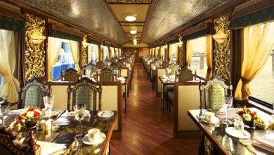 Photo of The Maharajahas' Express graces Goa with its 'Southern Jewels'