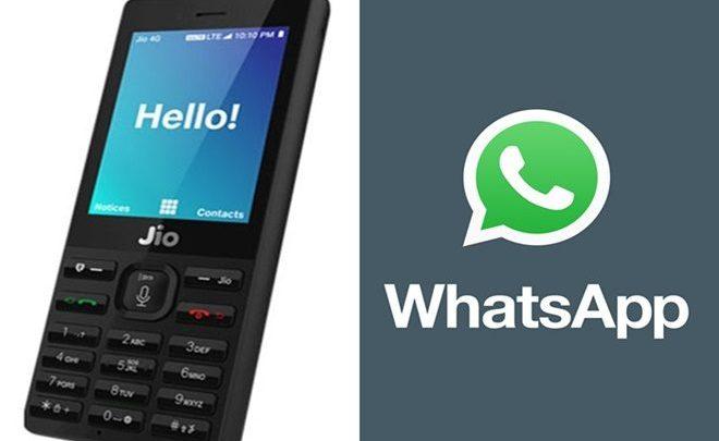Reliance Jio missing WhatsApp