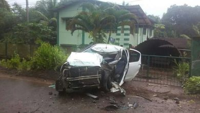 Photo of Two college students survive, two die in fatal accident