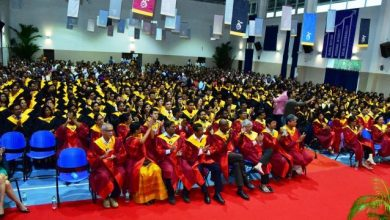 Photo of Management students receive MBA diploma on Convocation Day at GIM
