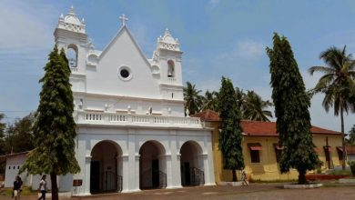 Photo of Nerul church, Our Lady of Remedies celebrates 450 years of existence