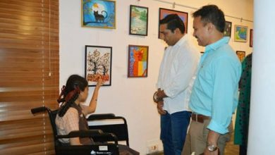 Photo of Special art show for Goa's special artists at Kala Academy