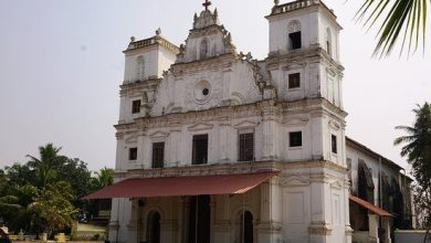 Photo of There are 3 churches dedicated to St John the Baptist in Goa