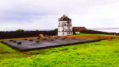Photo of Fort Aguada, the most strategic fort in Goa's history