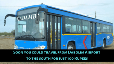 Photo of Soon you could travel from Dabolim Airport to the south for 100 Rupees