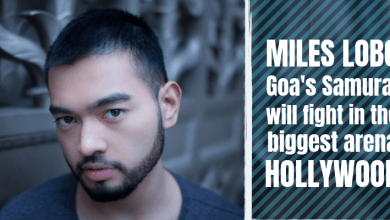 Photo of Miles Lobo, Goa's Samurai will fight in the biggest arena – HOLLYWOOD