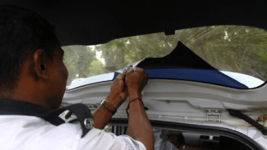 Photo of Tinted windows among other driving offences to be curbed starting today