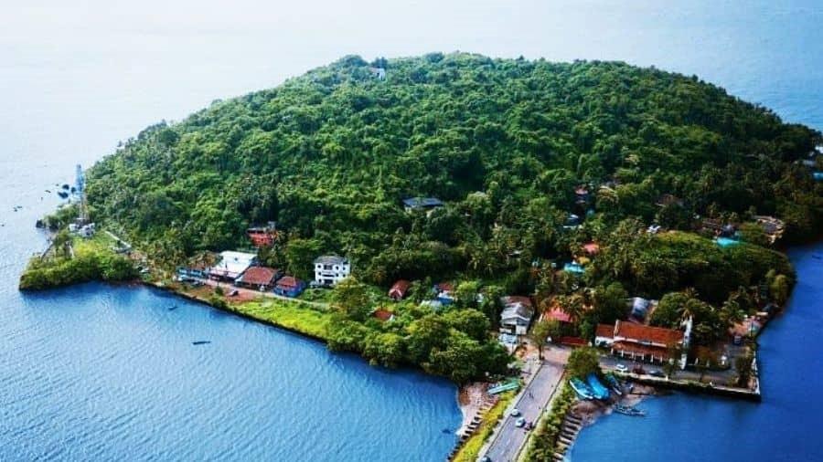 san-jacinto-island-direction